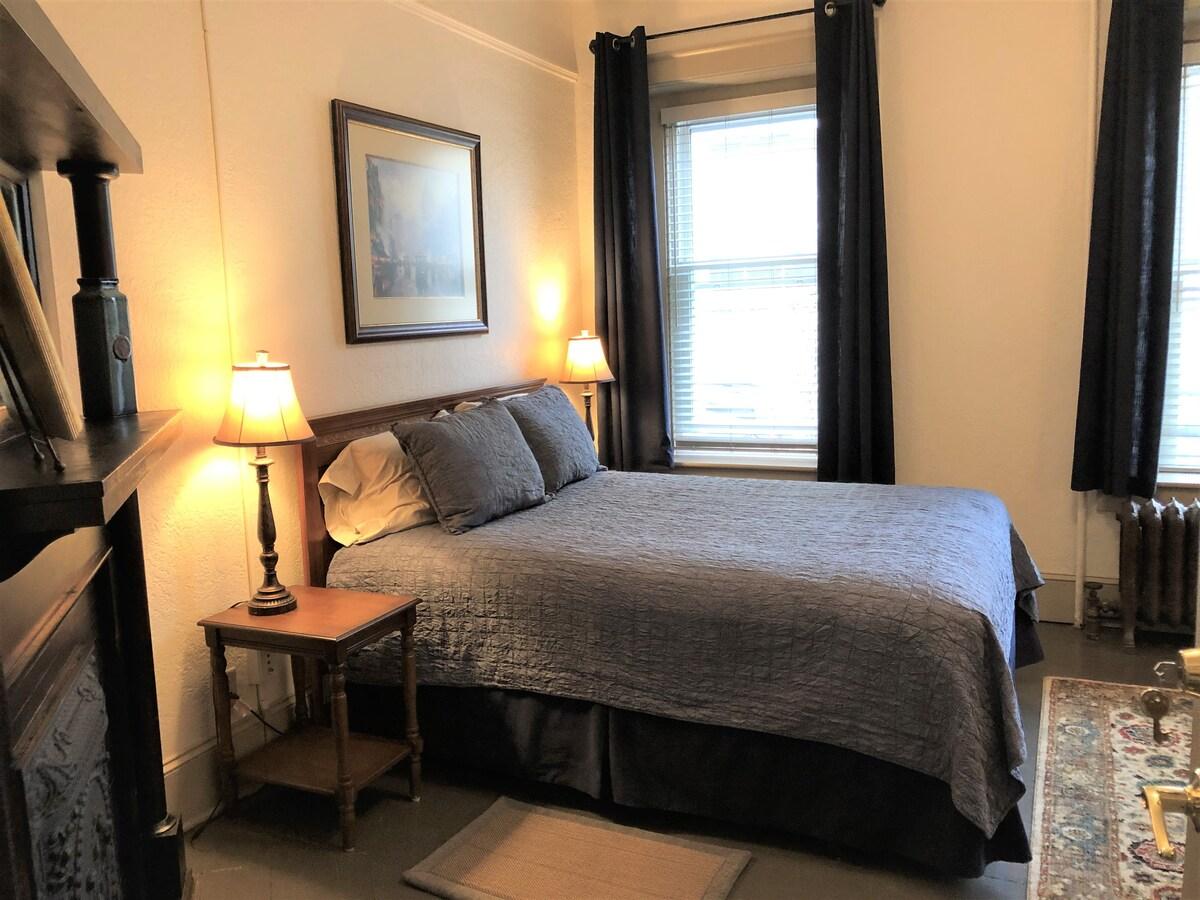Rooms At the Gray Rock Inn